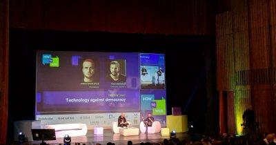 Christopher Wylie, whistleblower: Nu te poți proteja în mediul online