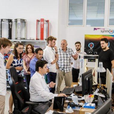 Firmă din Timișoara, imprimantă care poate salva viețile oamenilor