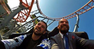 Interviu în roller coaster cu Alexandru Neștian. Costumul rezistă