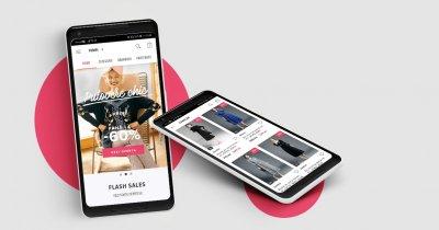 FashionUP! are aplicație mobilă. Investiție de peste 60.000 euro