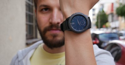Review Samsung Galaxy Watch - fitness pentru tot poporul