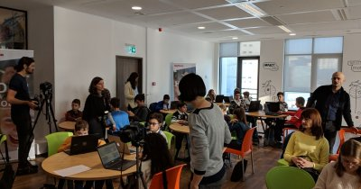 Hour of Code, la o nouă ediție: copiii au nevoie de acces la resurse