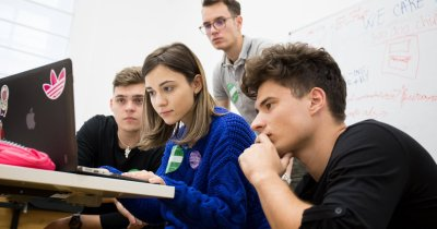 Competiție de antreprenoriat pentru liceeni și studenți