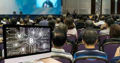 Industria de blockchain este una masculină
