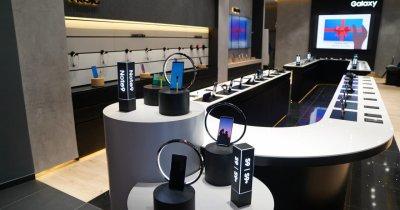Samsung relansează magazinul care se adaptează în timp real la client