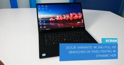 Review Lenovo X1 Extreme - șefu' la performanțe, șefu' la bani
