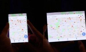 Primele imagini video cu telefonul pliabil de la Xiaomi