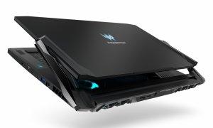 CES 2019 - Acer Predator Triton 900, laptopul cu cel mai ciudat design