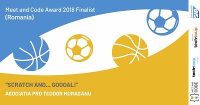 Eveniment început la Clubul Copiilor din Turda, finalist Meet and Code