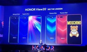 Honor View20, lansat oficial pe piața din Europa
