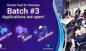 Rundă nouă de înscrieri pentru Techcelerator