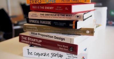 Cărți de business scrise de antreprenori de succes