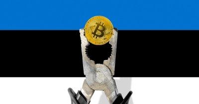 Estonia, paradisul digital pentru spălarea de bani virtuali