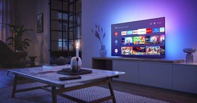 Noua gamă de televizoare Philips din generația 2019