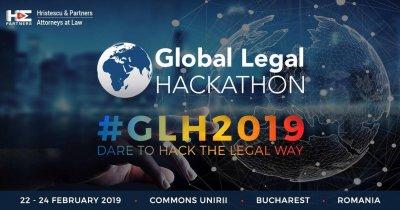Hackathon pe teme juridice în România: înscrieri Global Legal Hackathon