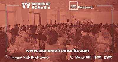 Importanța egalității de gen, tema unei noi ediții a Women of Romania