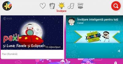 Fără muzică trap! Youtube Kids, disponibil oficial în România