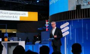 Ericsson: 5G, coloana vertebrală a societății; Europa, în urmă