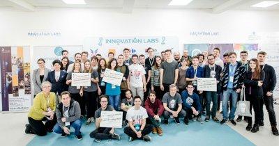 Câștigătorii de la Innovation Labs 2019: Ce fac și ce tehnologii au?