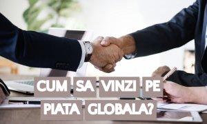 UiPath & InnovX: Cum vinzi pe piața globală dacă ești la început