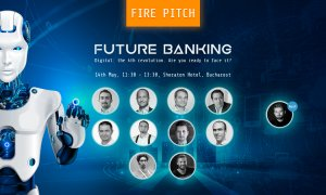 Prezintă-ți startup-ul fintech investitorilor pe scena Future Banking
