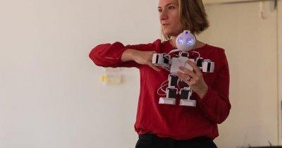 Prima româncă în Board-ul unei sociații de robotică din Europa