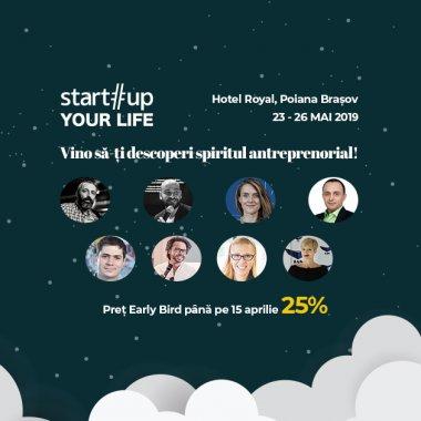 Tabăra de afaceri Startup Your Life #5. Mentorii care te vor ajuta