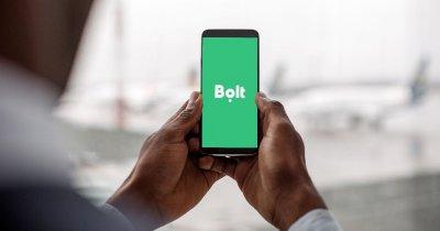 Bolt (Taxify) lansează serviciu de livrare de mâncare