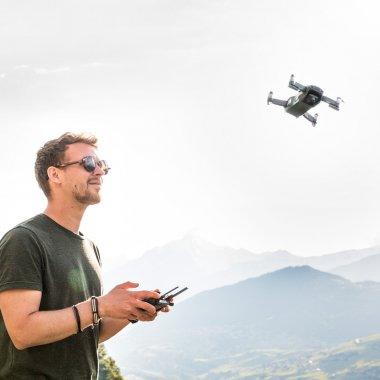 Drone profesionale pentru imagini la înălțimea așteptărilor