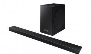 Soundbar pentru sufragerie de la Samsung cu inteligență artificială