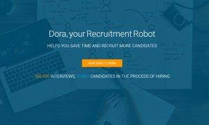 Robotul românesc de HR Dora, investiție de peste 1 mil. de euro