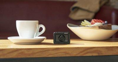 Sony lansează camera compactă pe care s-ar putea s-o pierzi în buzunar