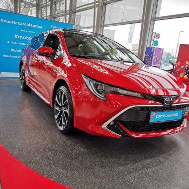 Toyota a lansat șase noi modele hybrid în România. Piața e pregătită?