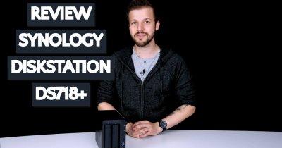 Review Synology cu HDD Seagate Skyhawk - pentru IMM-uri