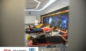 O companie de IT a salvat 10.000 de vieți prin donare de sânge