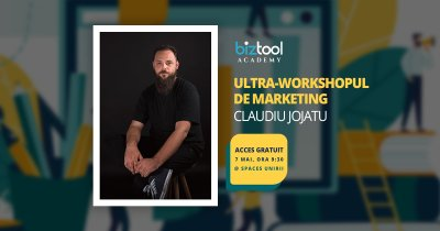 BizTool Academy, ultra-workshop gratuit: cum faci strategia de digital