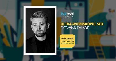 BizTool Academy, ultra-workshop gratuit: învață cum să faci SEO