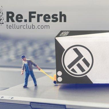 Tellur lansează Re.Fresh, program de Pick-up & Return personalizat