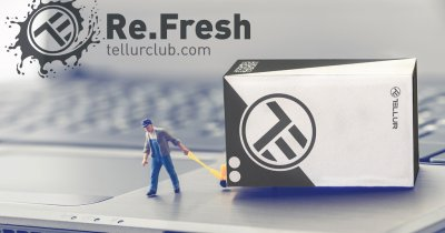 Tellur lansează Re.Fresh, program de Pick-up & Return personalizat