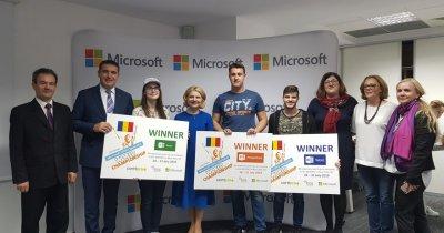 Campionii României la Microsoft Office. Cine sunt cei mai buni elevi