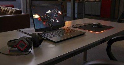 OMEN şi HP Pavilion, laptopuri pentru noua generaţie de gameri