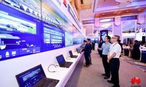 Huawei prezintă soluții pentru digitalizarea aeroporturilor