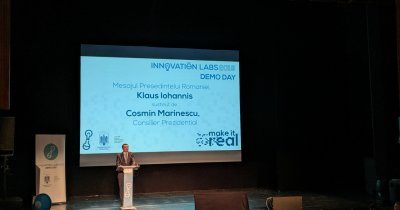 Iohannis: realizările de azi sunt esențiale pentru progresul de mâine