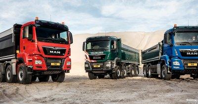 Platforma de vânzări camioane a OLX îți zice când plătești prețul bun