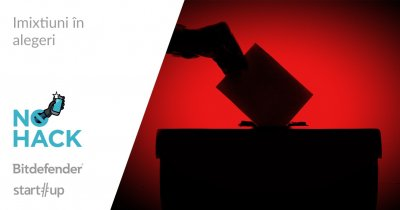 #NOHACK: imixtiunile în alegeri, un pericol cibernetic real