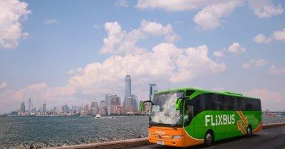 Unicorn versus dulău: FixBus se extinde în State