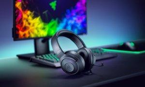 Căștile ultra-ușoare Razer Kraken X promit sesiuni comode de gaming