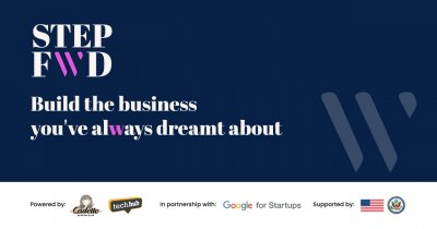 StepFWD, program de pre-accelerare susținut de Google for Startups