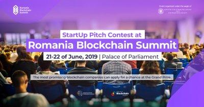 Cele mai bune startupuri blockchain din Romania, invitate la Parlament