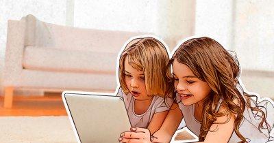 Copiii, pasionați de shopping online. Învață-i să aibă grijă cu banii